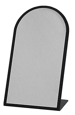 Counter Top Mirror, Black 7