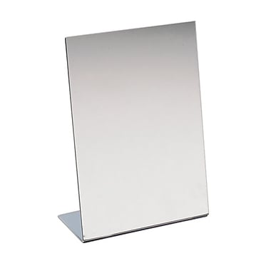 Acrylic Counter Top Mirror, Slants - 9