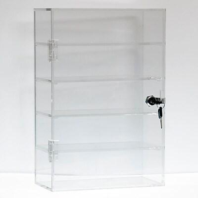 Countertop Showcase, Acrylic, 10