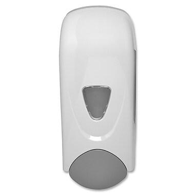 Genuine Joe® 33.8oz. Manual Foam Soap Dispenser, Gray/White