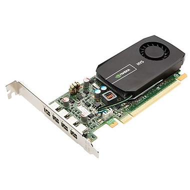 Lenovo™ NVIDIA NVS 510 2GB Plug-in Graphic Card