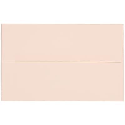 JAM Paper® A10 Invitation Envelopes, 6 x 9.5, Strathmore Bright White Laid, 25/pack (88154)