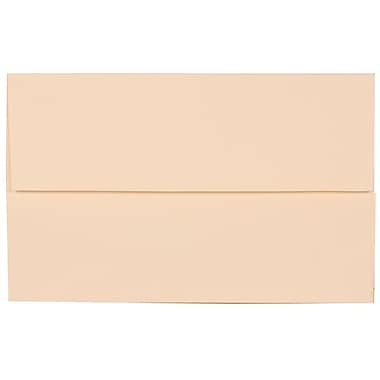 JAM Paper® A10 Invitation Envelopes, 6 x 9.5, Strathmore Natural White Wove, 1000/carton (191223B)