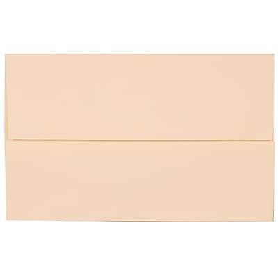 JAM Paper® A10 Invitation Envelopes, 6 x 9.5, Strathmore Natural White Wove, 1000/carton (191223B)