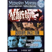 Midnight Movies - Volume 12 - Shockumentary Triple Feature (DVD)