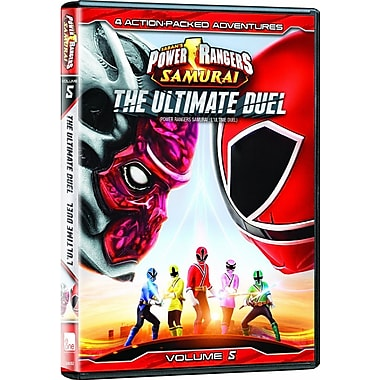 Power Rangers Samurai: The Ultimate Duel Volume 5 (DVD)