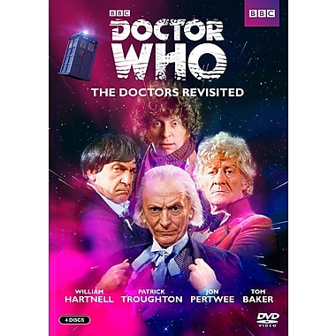 Doctor Who: Doctors Revisited 1-4 (DVD)