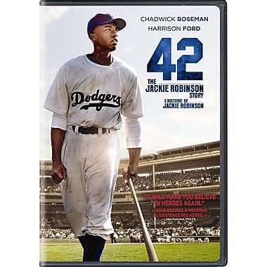 42 (DVD + UltraViolet + copie numérique)