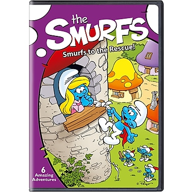 The Smurfs: Smurfs to the Rescue! (DVD)