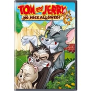 Tom and Jerry: No Mice Allowed (DVD)