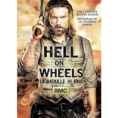 Hell on Wheels - Season 2 (DVD)