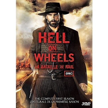 Hell on Wheels - Season 1 (DVD)
