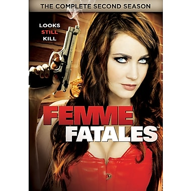 Femme Fatales Season 2 (DVD)