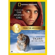 From the Archives - Tigers Of The Snow: Search For The Afghan Girl (DVD)