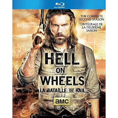 Hell on Wheels - Season 2 (Blu-Ray)