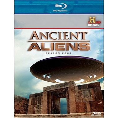 Ancient Aliens - Season 4 (Blu-Ray)