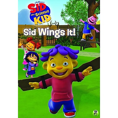 Sid the Science Kid - Sid Wings It! (DVD)