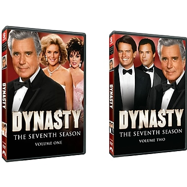 Dynasty: Season 7, Volumes 1 and 2 (DVD)