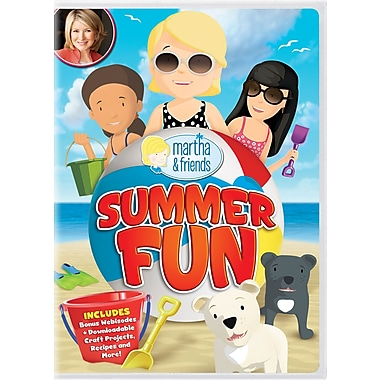 Martha & Friends - Summer Fun (DVD)