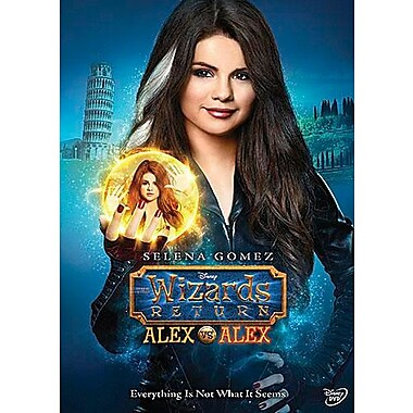 The Wizard's Return: Alex vs. Alex (DVD)