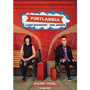 Portlandia: Season Three (DVD)