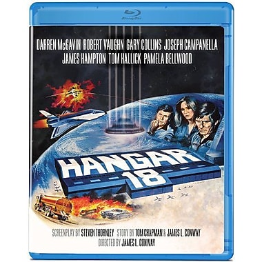 Hangar 18 (Blu-Ray)