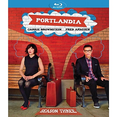 Portlandia: Season Three (Blu-Ray)