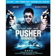 Pusher (Blu-Ray + DVD)