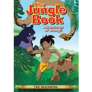 The Jungle Book - Adventures of Mowgli - The Beginning (DVD)