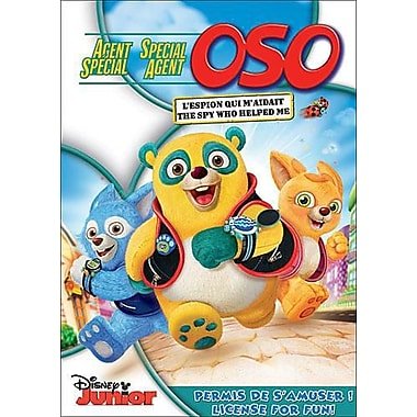 Disney Special Agent Oso: The Spy Who Helped Me (DVD) 2013