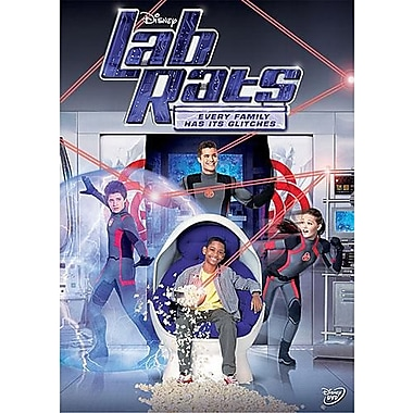 Lab Rats: Every Family Has it's Glitches (DVD)