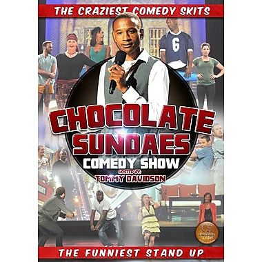 Chocolate Sundae's Comedy Show (DVD)