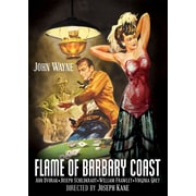 Flame of Barbary Coast (DVD)