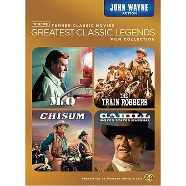 TCM Greatest Classic Films: Legends - John Wayne (DVD)