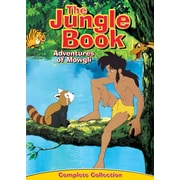 The Jungle Book - Adventures of Mowgli - Complete Collection (DVD)
