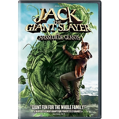 Jack the Giant Slayer (DVD + UltraViolet + copie numérique)