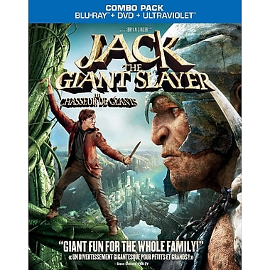 Jack the Giant Slayer (Blu-Ray + DVD + UltraViolet + Digtial Copy)
