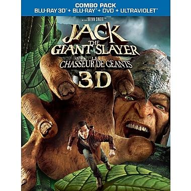 Jack the Giant Slayer 3D (3D Blu-Ray + Blu-Ray + DVD + Digital Copy + UltraViolet)
