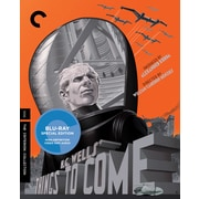 Things To Come (Criterion) (Blu-Ray)
