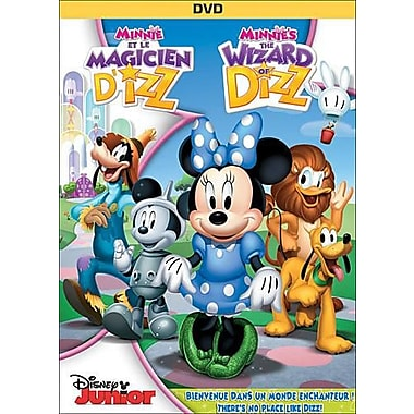 Mickey Mouse Clubhouse: Minnie's The Wizard of Dizz (DVD) 2013