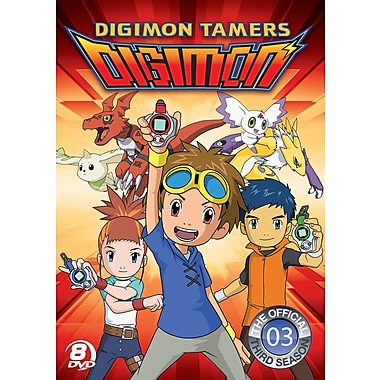 Digimon Tamers (DVD)