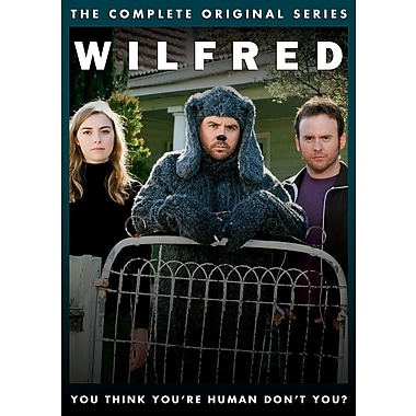 Wilfred - Complete Series (DVD)