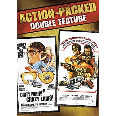 Dirty Mary Crazy Larry/Race with the Devil (Blu-Ray)