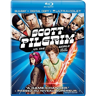 Scott Pilgrim vs. The World (Blu-Ray + copie numérique + UltraViolet)
