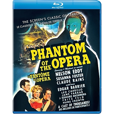 Phantom of the Opera (1943) (Blu-Ray)
