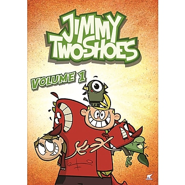 Jimmy Two Shoes - Volume 1 (DVD)