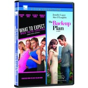 What to Expect When you're Expecting/The Back-Up Plan (DVD)