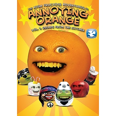 Annoying Orange Volume 1: Escape from the Kitchen (DVD)
