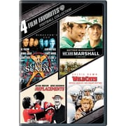 4 Film Favorites: Football (DVD)