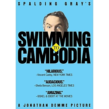 Swimming to Cambodia (DVD)